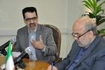دیدار استاندار با مدیران و کارکنان ثبت احوال استان قزوین