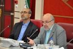 روزبه استاندار قزوین در جلسه بررسی مسایل روستای کیخنان و آقابابا
