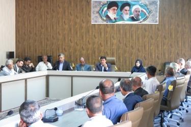 علی اکبرسلیمانی،فرماندارآوج، دوره آموزشی، شوراها