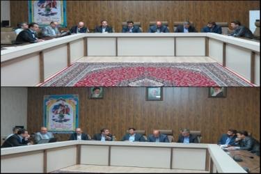 علی اکبرسلیمانی،فرماندارآوج، شورای، ارتباطات