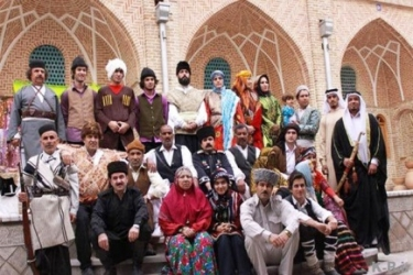 تنوع قومی در استان قزوین، پروین مهرعلیان